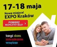 Pobierz bezpłatny bilet na Targi w Krakowie