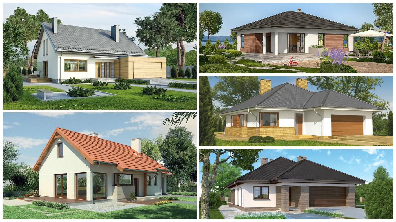 Projekty domów dla osób 50+