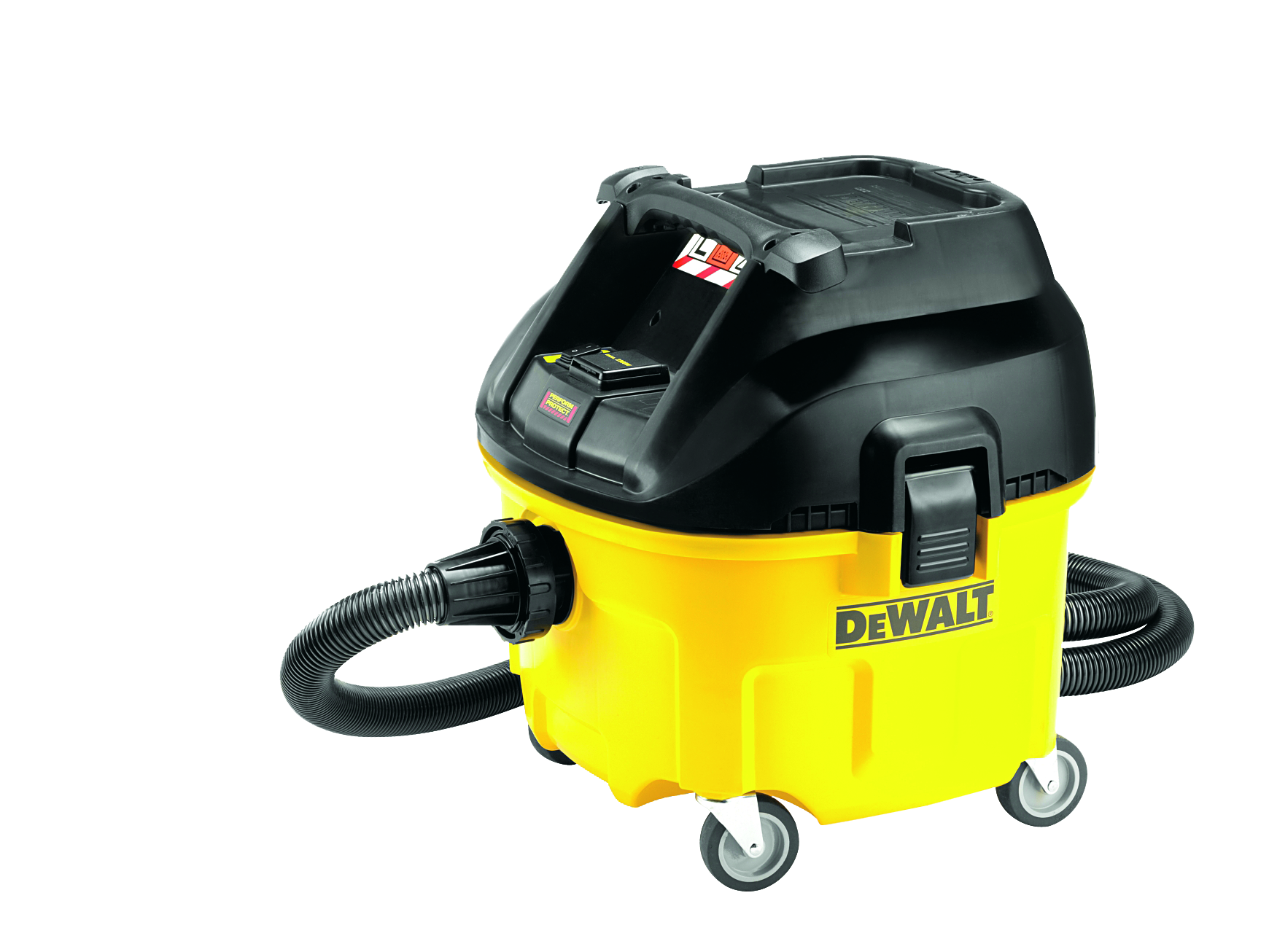 Odkurzacz budowlany DeWalt DWV 900 L