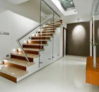 Oświetlenie schodów - włączniki światła