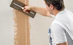 Szlifowanie gładzi gipsowej na ścianach bez tumanów pyłu. To możliwe!