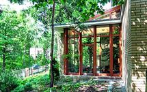 Ogród zimowy, oranżeria - kształt i forma zgrane z architekturą domu