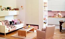 Nowoczesny dom z kuchnią otwartą na salon