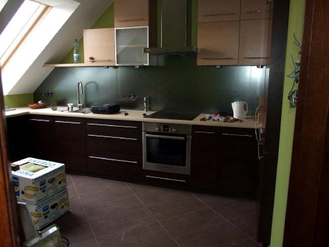 Jak zagospodarować poddasze  GALERIA poddaszy z Forum MURATORA  Budowa  Mu   -> Bardzo Mala Kuchnia Na Poddaszu