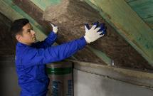 Materiały na dom energooszczędny - izolacja dachu