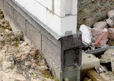 Przygotowanie podłoża pod hydroizolację