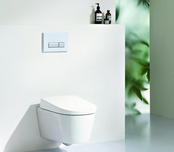 Toaleta myjąca Geberit