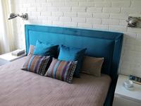 Metamorfoza wnętrza - niezwykła aranżacja sypialni