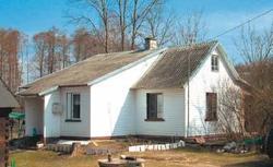 Przebudowa starego domu. Wymiana dachu z eternitu i zagospodarowanie poddasza