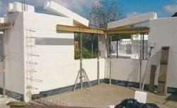 Energooszczędny dom ze styropianu. Jak osiągnięto standard NF40?