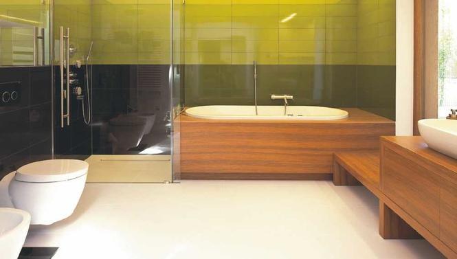 Łazienka w master bedroom