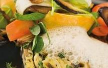 Lasagne z kurczakiem i grzybami