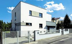 Rozbudowa domu i nowy podział wnętrz