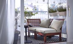 Pomysły na aranżację, meble i dodatki na balkon [BALKONOWE INSPIRACJE]