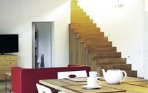 Koszty budowy schodów wewnętrznych