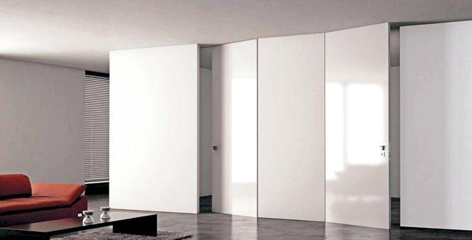 Drzwi z ukrytą ościeżnicą