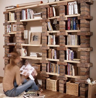 Domowa biblioteka - inspiracje