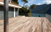 Drewniany taras - czyszczenie i impregnacja drewna po zimie