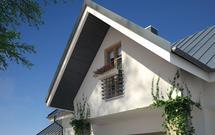 Dach dobrze wykończony. Jakie znaczenie ma podbitka dachowa?