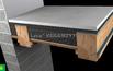 Układanie podłogi pływającej na stropie drewnianym