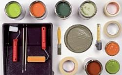 Jaka farba do malowania ścian i sufitu? Od farby akrylowej do strukturalnej