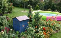 Basen dla dzieci w ogrodzie - najlepszy basen dmuchany!