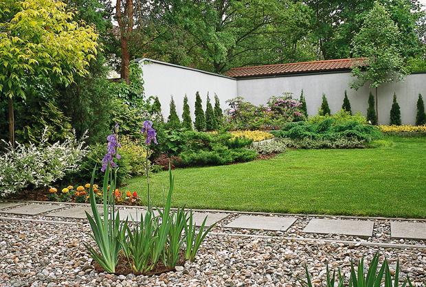 Galeria zdjęć - Pomysł na piękny ogród za rozsądną cenę - zdjęcie nr 2 - Muratordom.pl
